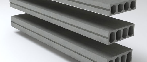 VME Hollow Core Slabs, Size: 1.2 Meters Wide And 120 Meters Long