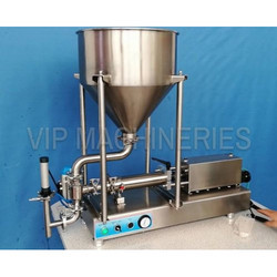 Semi Automatic Sachet Packing Machine