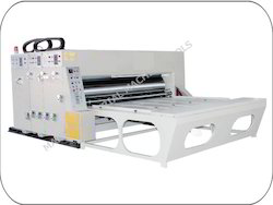 High Speed Automatic Flexo Printer & Slotter Machine