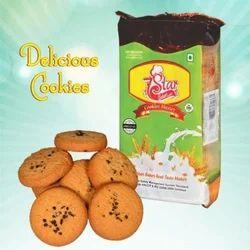 Sweet Elaichi Cookies