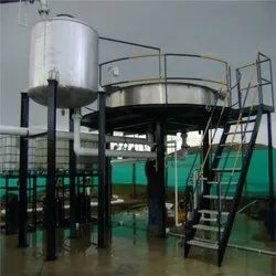 DAF Circular System for Wastewater Treatment In The Food Industry