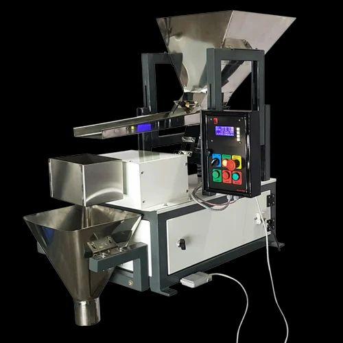 Small Semi Automatic Machine for Granule Items