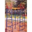 Criss Cross Playground Climber