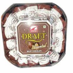 Khush Draft Assorted Gift Chocolate, Packaging Type: Plastic Box