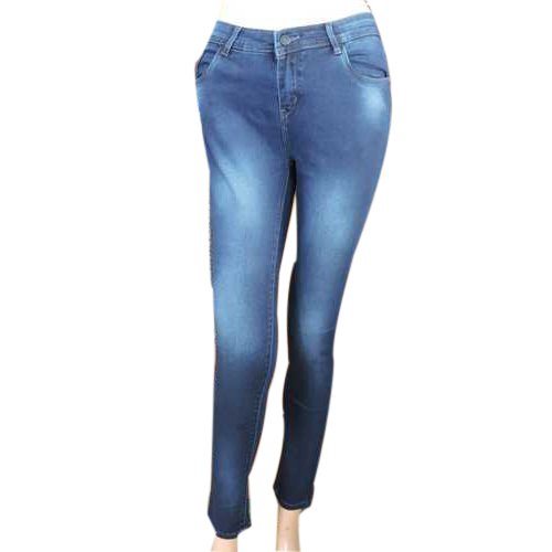 ec28dfad85 Stretchable Slim Fit Ladies Denim Jeans, Rs 400 /piece, Ojas ...
