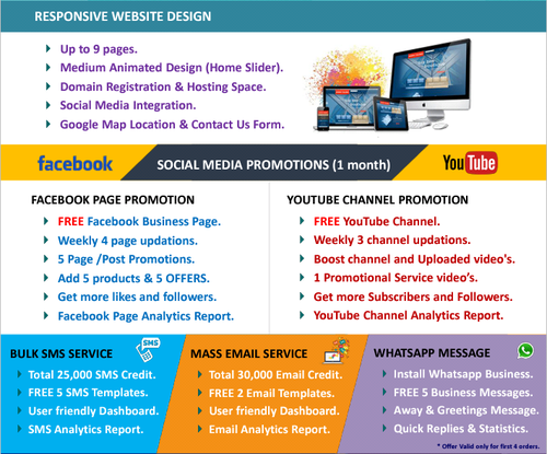 DIGITAL MARKETING (Sales Boosting Services) in Kochi, 2M Info