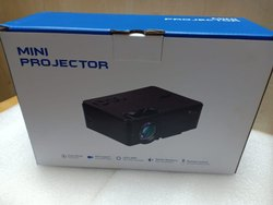 LS-112 Mini Projector, Projection Distance: 1 - 3.5 m, Lamp Life: 30000 Hour