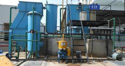 Effluent Electroplating Treatment Plant