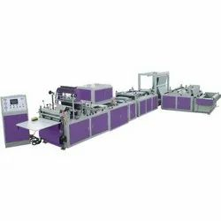 Sky Automatic Non Woven Bag Making Machine