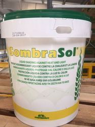 Sombrasol Liquid Shading For Greenhouse Film