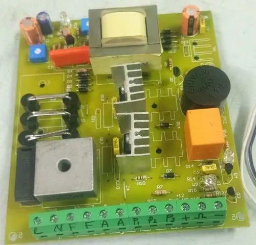 DC Controller for SEM traction motors - Micropak SEM