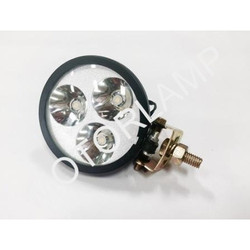 Fog Lamp 80 mm LED