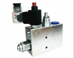 Polished Lift Lower Block For Scissor Lift, For Industrial, Model: LLB2-025-4-S