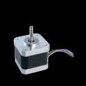 5.5 Kg-Cm NEMA 17 Stepper Motor 4 Wire Bipolar For CNC / 3d Printer / Robotics - Robocraze