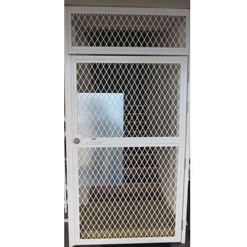 Ordinaire Wire Mesh Door