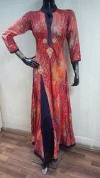 Fashion Churidar Kameez For Woman
