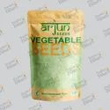 Zipper Gusseted Seed Packaging Pouches