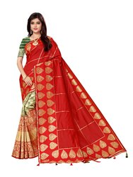 253 Ladies Handloom Silk Saree
