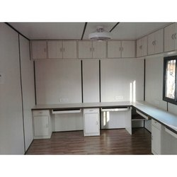 Portable Kitchen Portable Modular Office Cabin Manufacturer From Ahmedabad