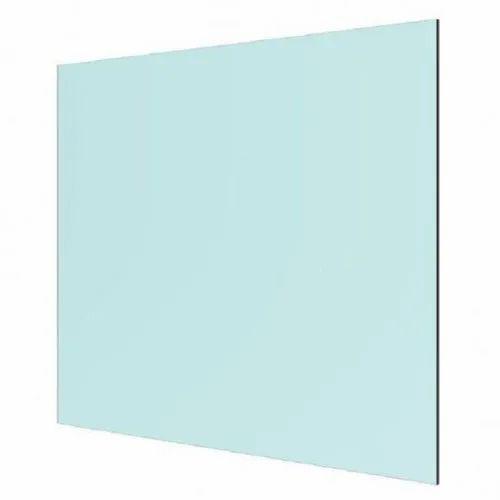 Laminated Safety Glass, Shape: Rectangle