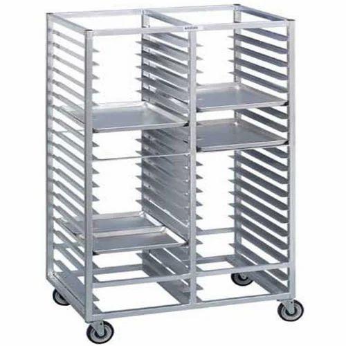 Kitchen Tray Rack at Rs 1800 /square feet | Kitchen Organization ...
