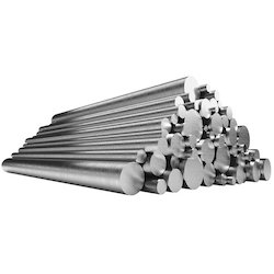 Stainless Steel 316 Bright Round Bar For Construction, Length: 3 Meter