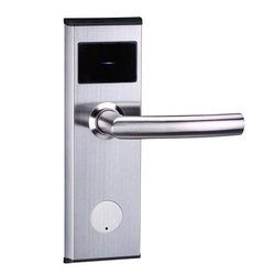 HL280-SS Satin Finish Hotel Lock