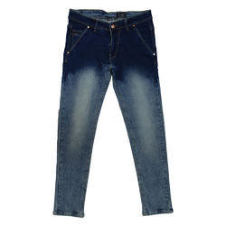 Knitting Slim Fit Jeans