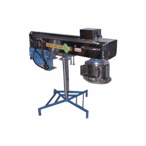 Millzon Automatic 7 Inch Farsan Namkeen Making Machine