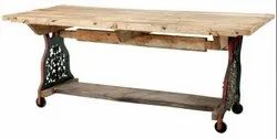 Dif-1420 Beautiful Industrial Coffee Table