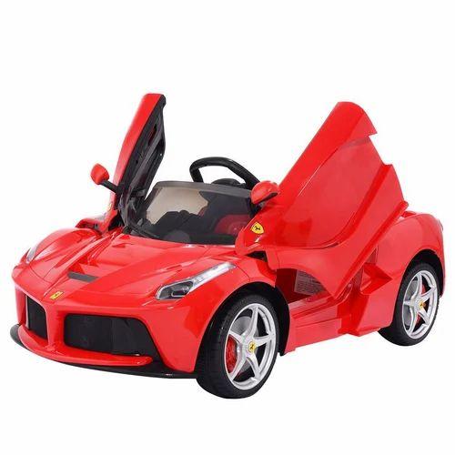 Exceptional PA Toys   Rastar 12V Ferrari La Kids Electric Ride On