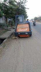 Street Sweeper Hydraulic Machine