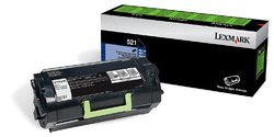 521 Lexmark Toner Cartridge
