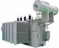 3MVA Three Phase Oil Cooled Power Transformer