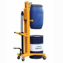 Two Stage Manual Hydraulic Drum Carrier