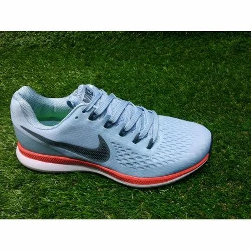 Mesh Lace-up Mens Nike Sports Shoes