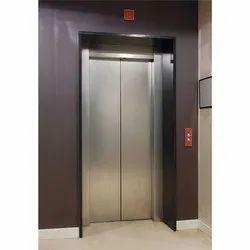 Center Opening Door