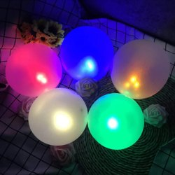 Latex Led Balloon