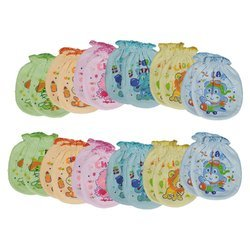 Multi-Color Baby Gloves