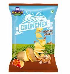 Crunchex Smoked Garlic Chips