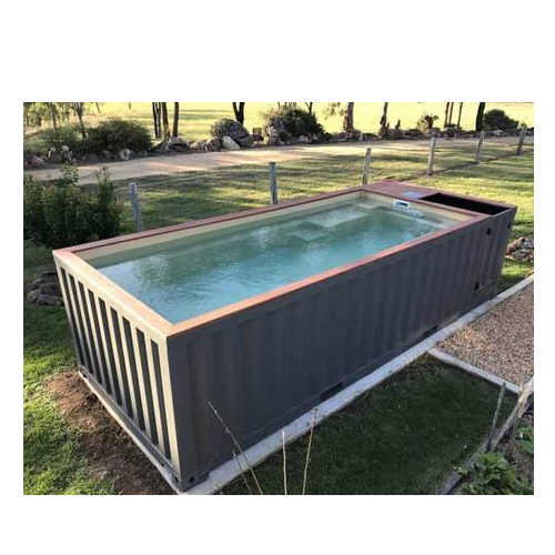 Portable Swimming Pools, Application:Hotels/Resorts And Amusement Park