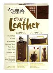 Rust-Oleum American Accents - Two-Part Decorative Finishes - Classic Leather - Kit