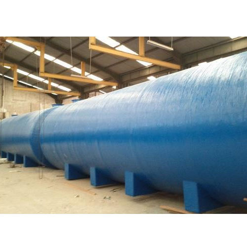 HCL Acid Storage Tanks, Capacity: 5000-10000 L
