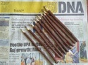 Eco Friendly Handmade Natural Twig Herbal Neem Pencils, Packaging Size: 1200 Pieces