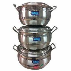 Stainless Steel Pan Utensile