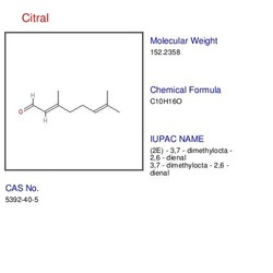 Citral Chemical