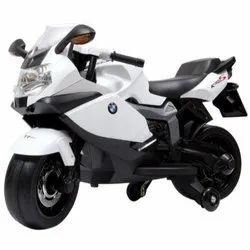 Kids 12 Battery Operated Toyhouse BMW K1300S Racing Bike