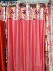 Cotton Silk Curtain