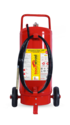 Mechanical Foam Trolley Mounted Fire Extinguisher 50 Ltr
