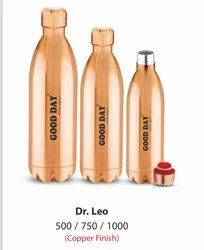 Pure Leo Double Wall Insulated Water Bottle